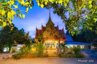 Wat Kathu in Phuket