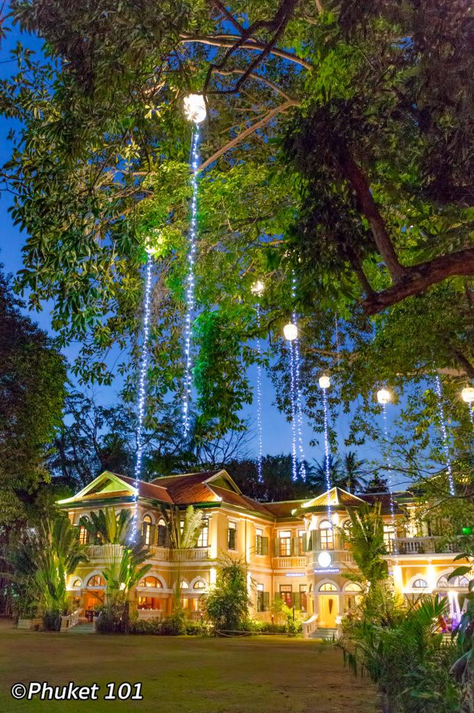 Phuket Blue Elephant restaurant