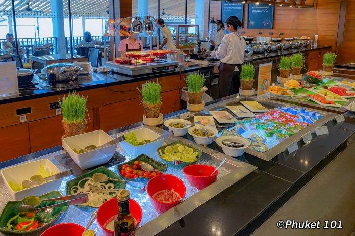 le-meridien-buffet-breakfast