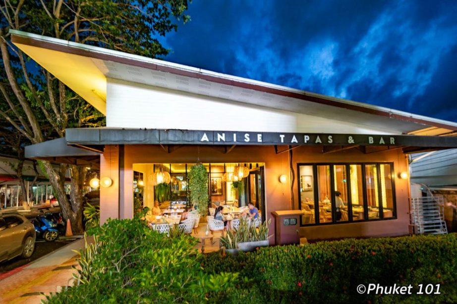 ANISE Tapas & Bar in Phuket