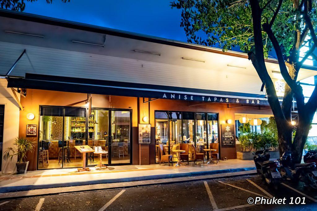 ANISE Tapas & Bar Phuket
