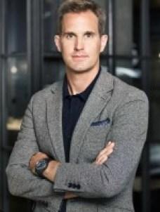 Christoph Grainger-Herr, CEO of IWC Schaffhausen