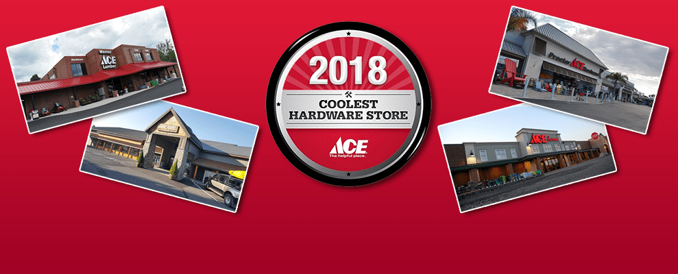 ace hardware honors 2018 coolest