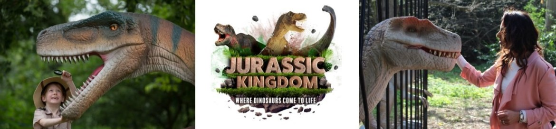 Jurassic Kingdom collage