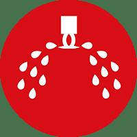 Vattensprinkler - Ett effektivt sätt att kontrollera bränder