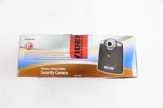 Shack Wireless Security Camera Systems