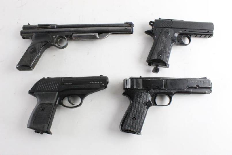 Gamo P23 And Other Airsoft S 4