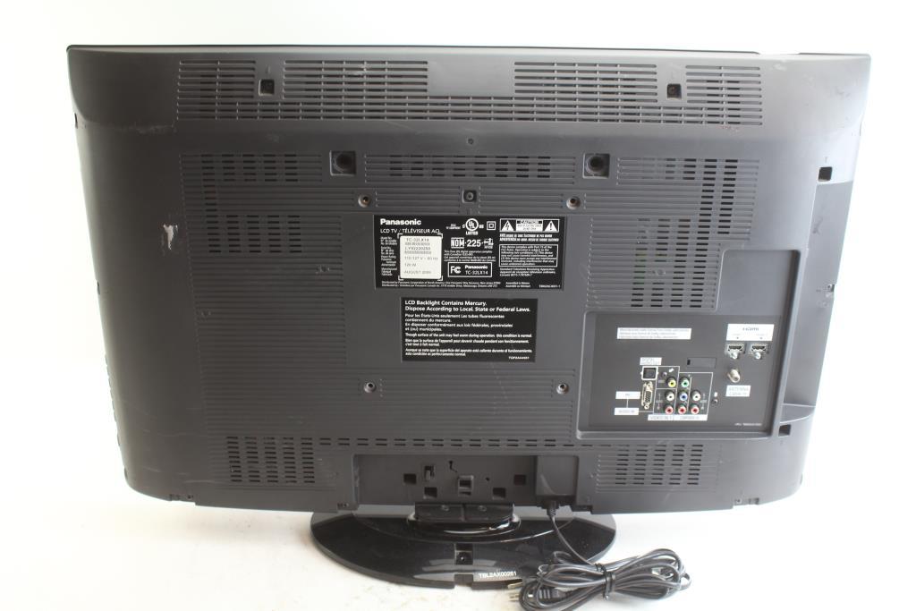 Panasonic Viera 32 Lcd Hdtv