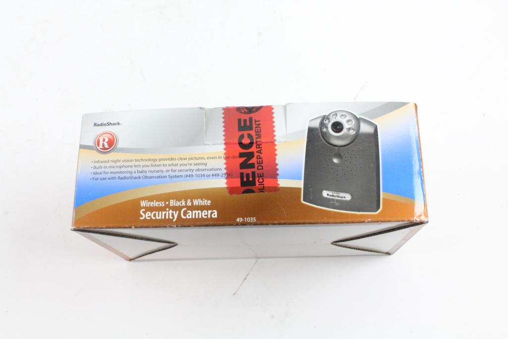 Shack Security Camera Systems Wireless
