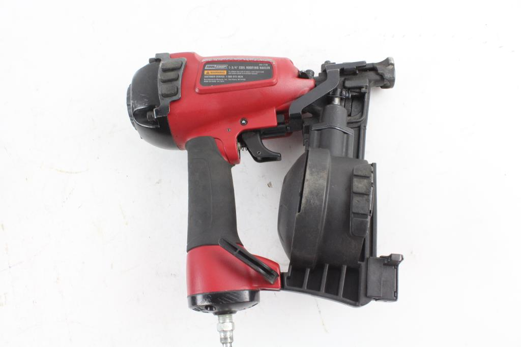 Tool Shop Coil Roofing Nailer Property Room