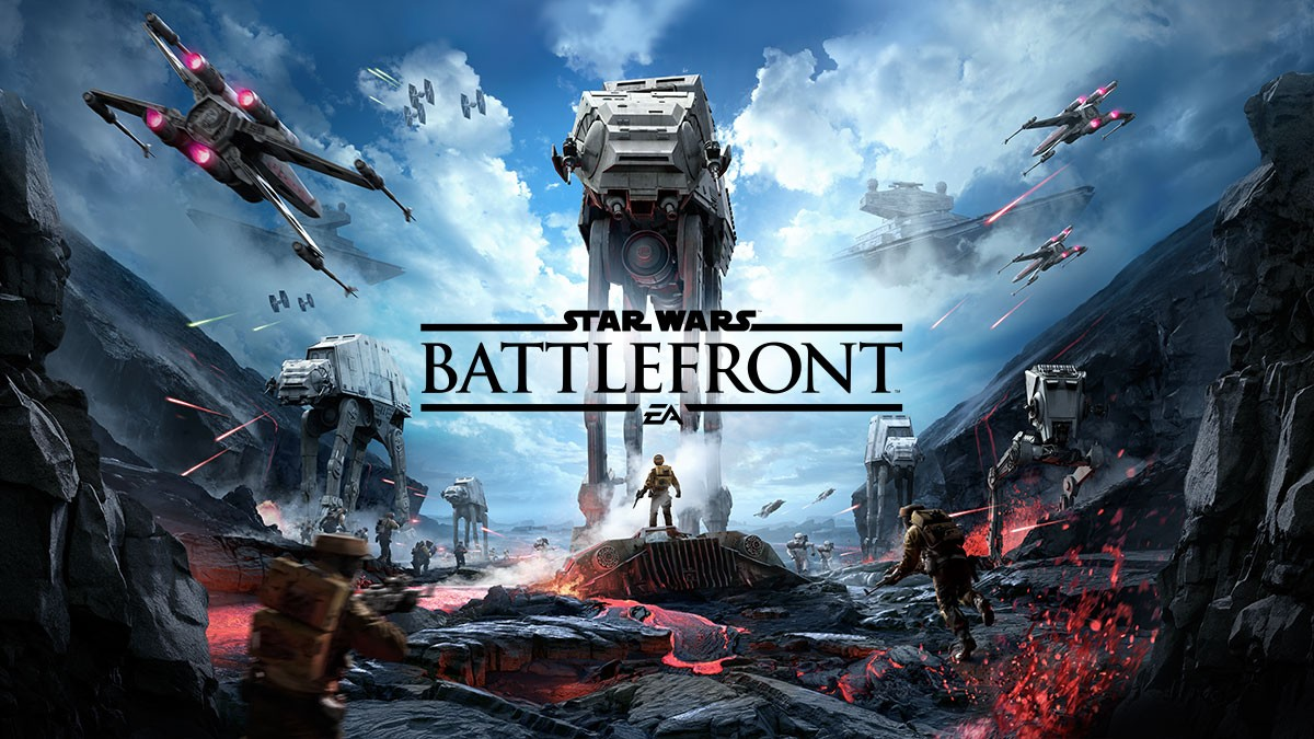 Star Wars       Battlefront       Wallpapers   Star Wars   Official EA Site In celebration of Star Wars       Day  here are two wallpapers of Sullust from Star  Wars       Battlefront       you can download free today  We are looking forward to