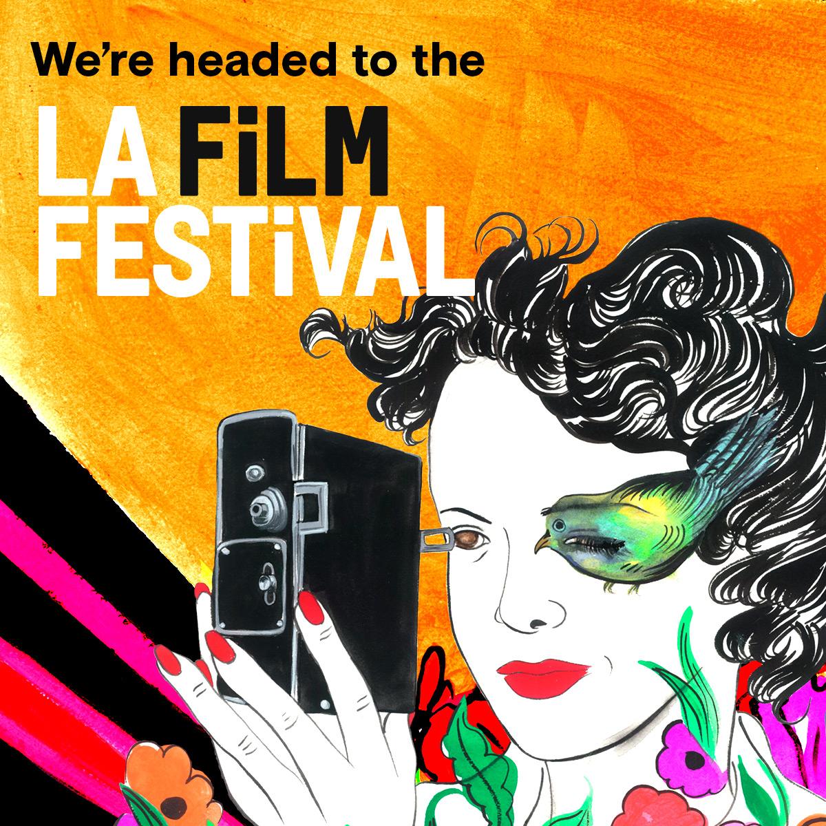 LAFF16 Filmmaker Announcement