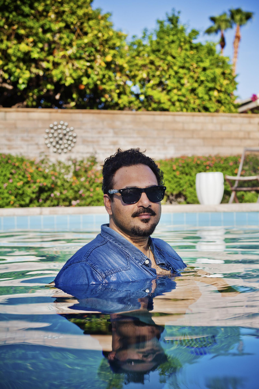 filmmaker Tanuj Chopra