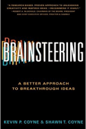 Brainsteering by Kevin P. Coyne and Shawn T. Coyne