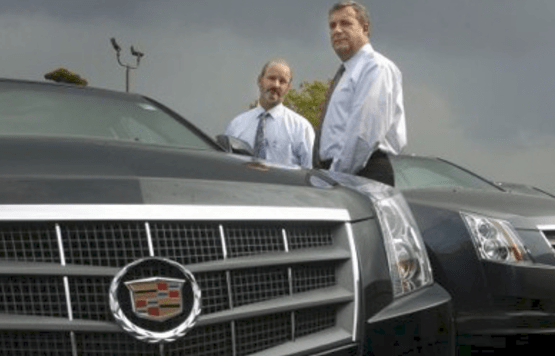 Cadillac dealers