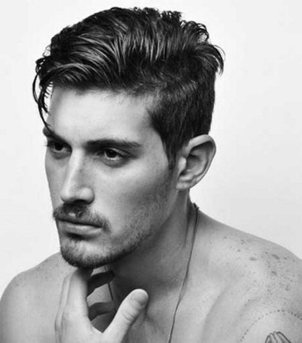 Contoh Model Rambut Panjang Ikal Pria Terbaru Kataucap