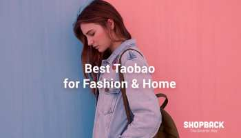 taobao shop for fashion and home