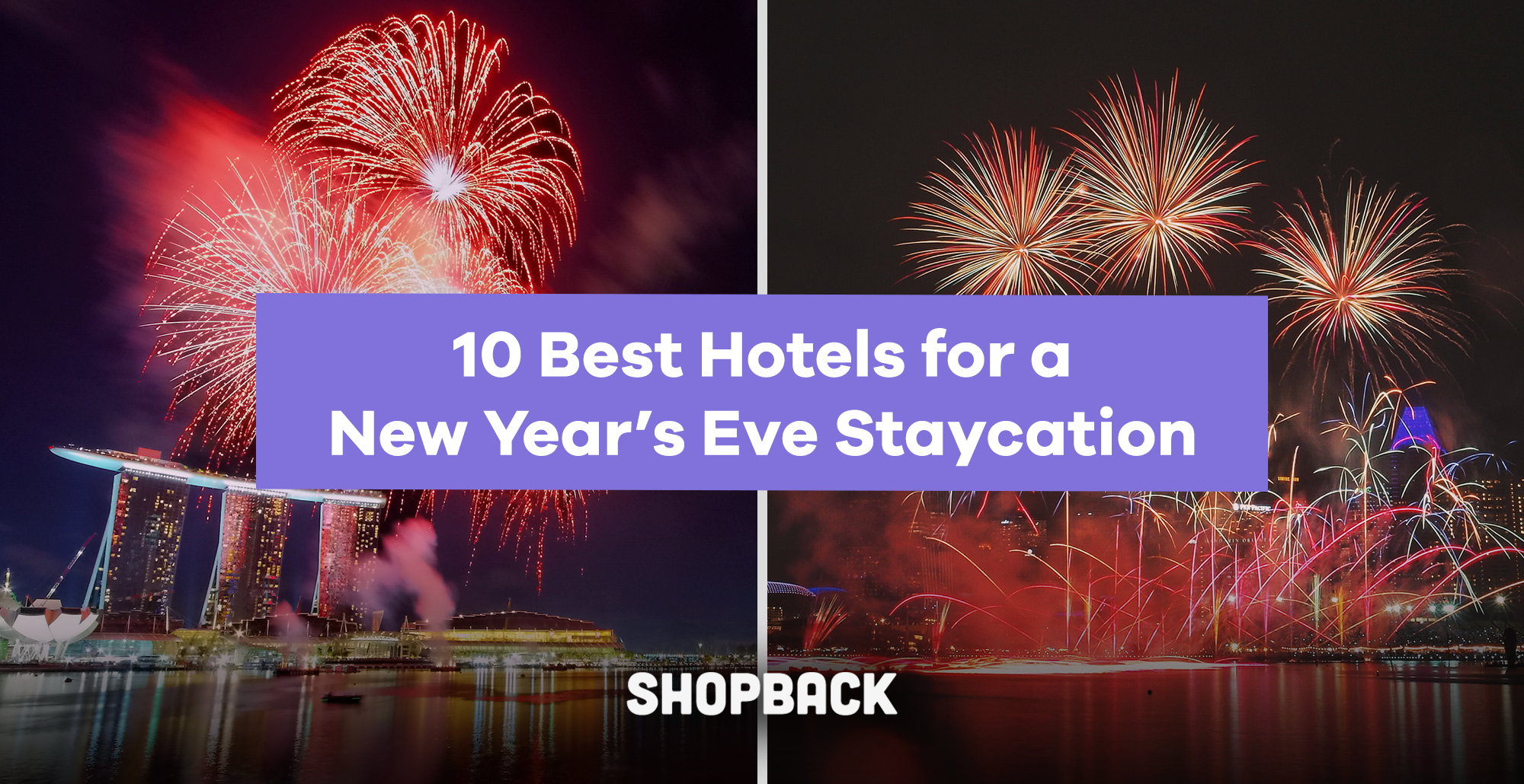 New Year Eve Staycation Singapore
