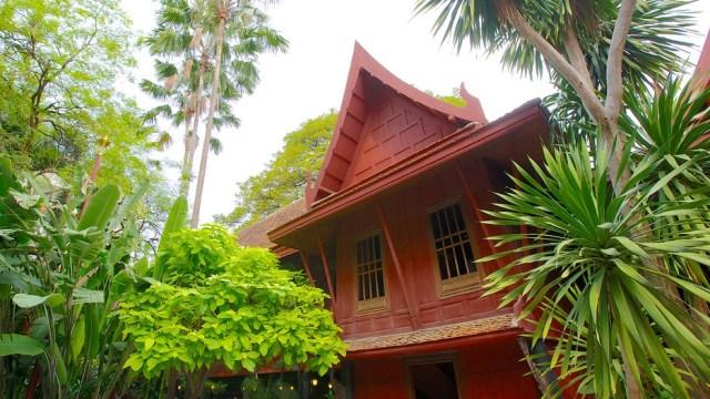 泰國自由行曼谷泰絲博物館