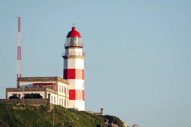 Faro de Cabo Silleiro, Pontevedra
