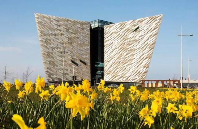 Titanic Belfast, Northern Ireland