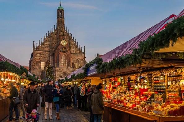 Mercadillo de navidad de Nuremberg