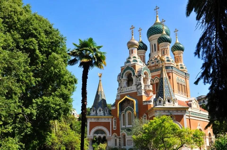 Cathédrale orthodoxe Saint Nicolas