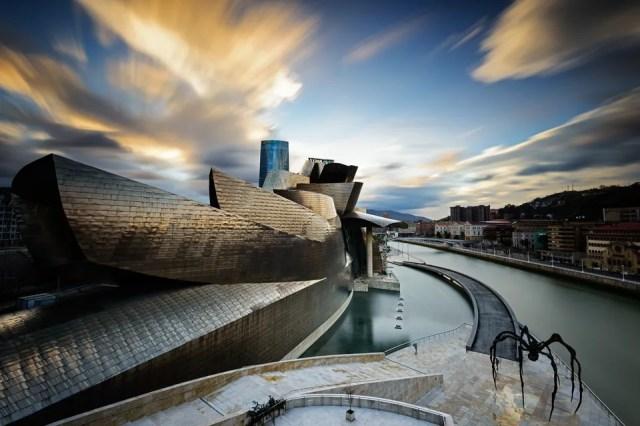 Ciudades más bonitas que visitar en Europa: Bilbao