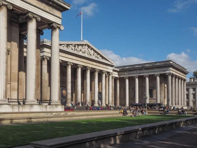 British Museum, London, England