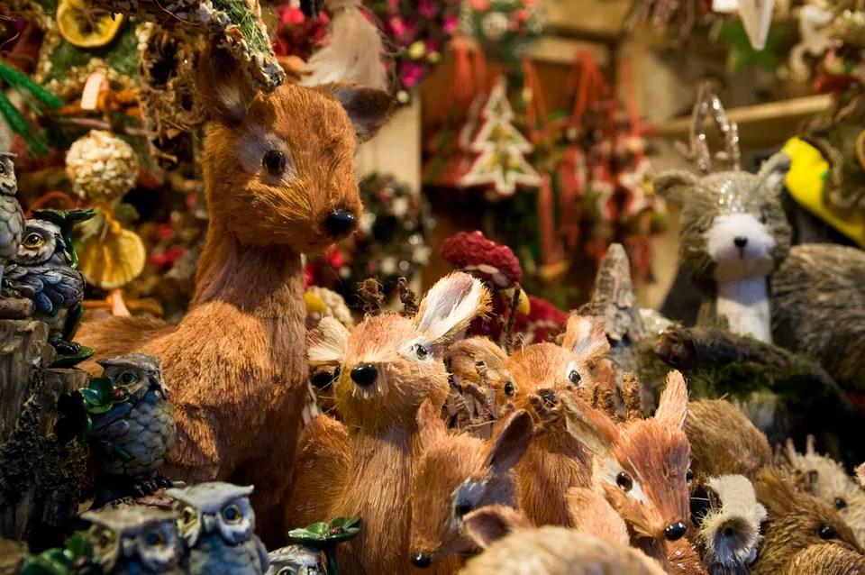 mercado de navidad en bolzano
