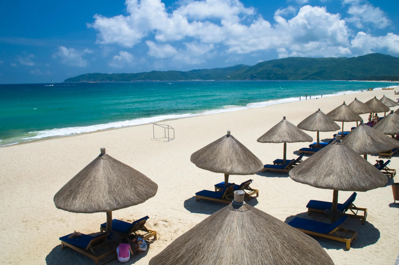 วันหยุดที่ดีที่สุดในทะเลในฤดูหนาวอยู่ที่ไหน เกาะไหหลำในประเทศจีน