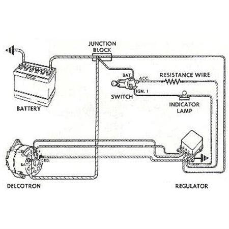 1967 chevelle alternator wiring diagram  altec lansing gcs