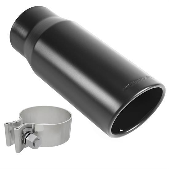 magnaflow 35235 satin black exhaust tip