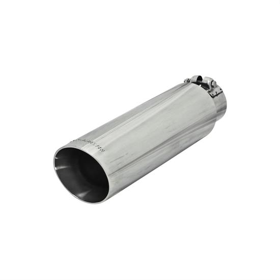flowmaster 15397 exhaust tip 2 5 in inlet i d 13 in length