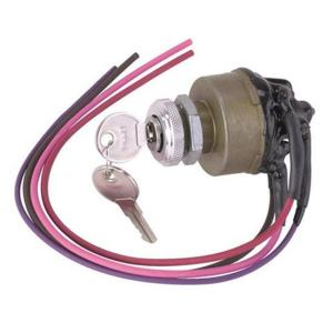 Painless Wiring 80529 3Way Ignition Switch with Keys