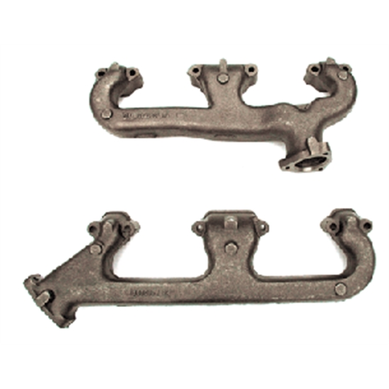 d r classic z00350 a small block exhaust manifolds non smog pair
