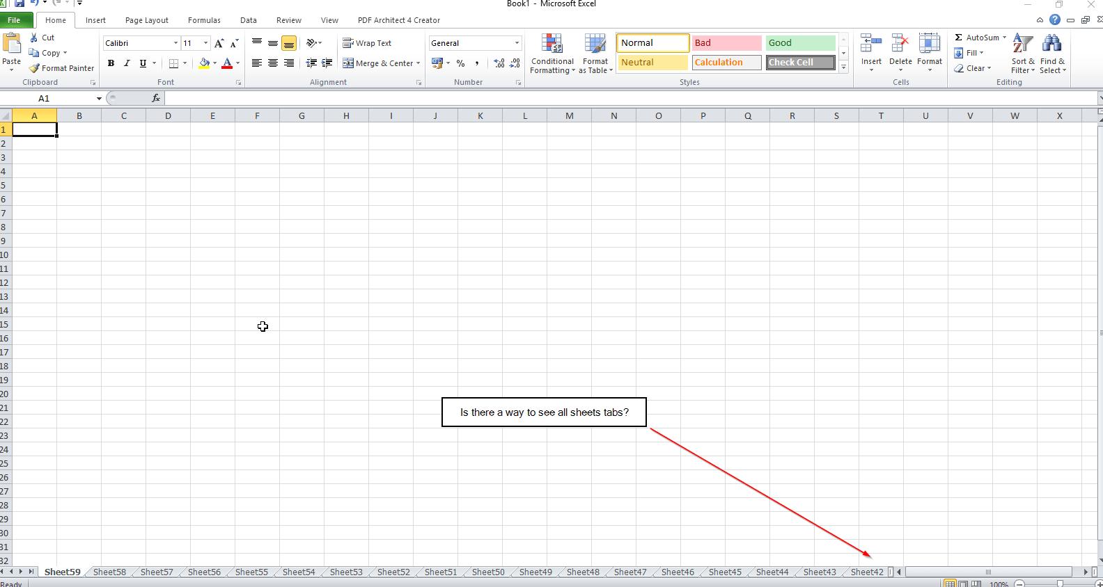 Solved Excel