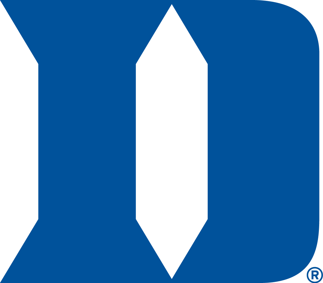 duke basketball logo colouring page 2