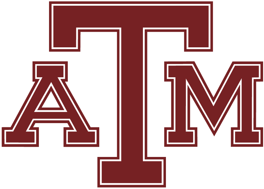 a m aggies primary logo ncaa division i s t ncaa s t