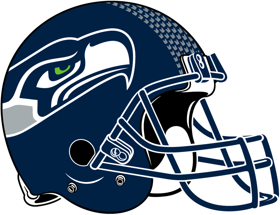 Seattle Seahawks Helmet Logo National Football League