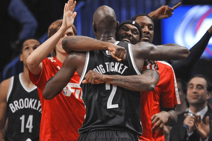 Image result for kevin garnett the big ticket
