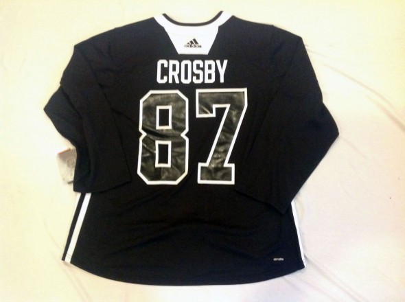 Adidas NHL Practice Jersey Back