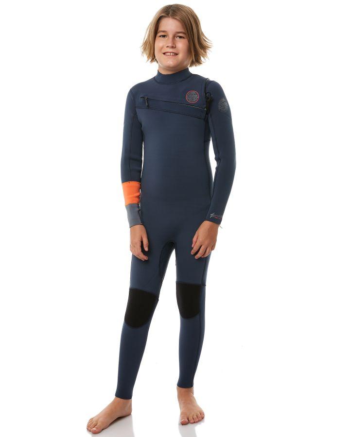 Rip Curl Boys Jnr Aggrolite 32Gb Cz Steamer Orange Surfing Wetsuits ... 97914bc70