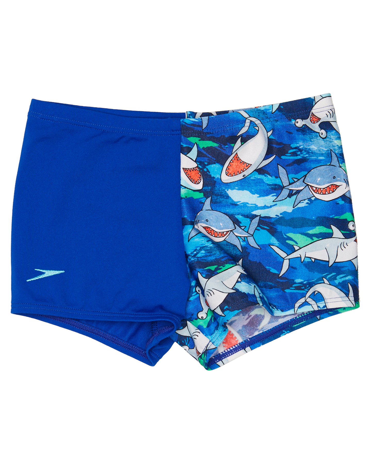 3fc3db2157b13 Speedo Tots Boys Camo Shark Aquashort Camo Shark Swimwear Size 6 ...