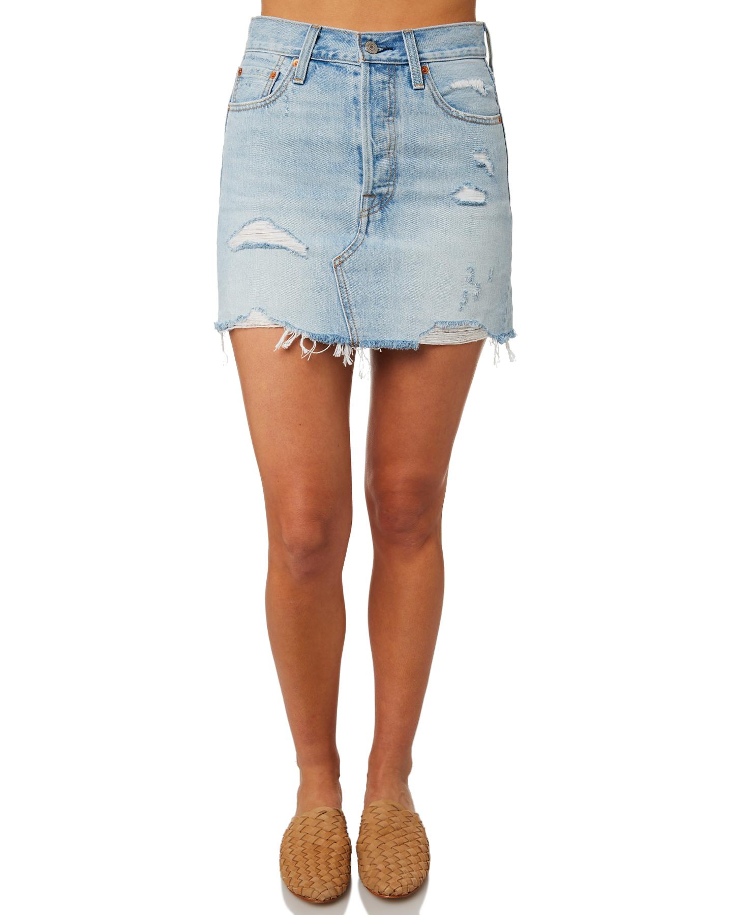 6b6bfc17e Levis Denim Skirt Womens