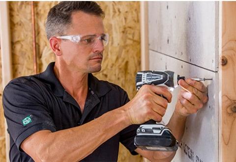 james hardie 3 ft x 5 ft x 1 2 in hardiebacker fiber cement water resistant backer board