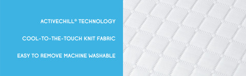 purelux simply cool gel memory foam pillow queen