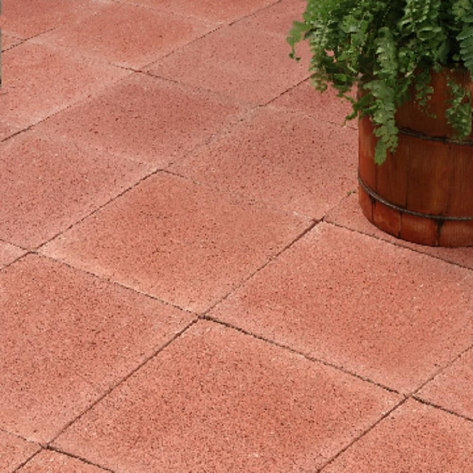 patio stone in the pavers