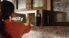 whirlpool 1 1 cu ft low profile over the range microwave hood combination in fingerprint resistant stainless steel