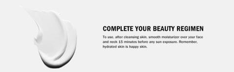 complete your beauty regimen